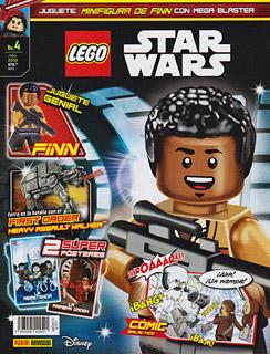 LEGO STAR WARS NUM. 4
