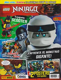 LEGO NINJAGO NUM. 5
