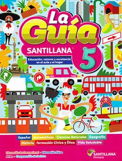 LA GUIA SANTILLANA 5 ESCUELA PUBLICA 2021-2022...