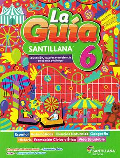 LA GUIA SANTILLANA 6 ESCUELA PUBLICA 2021-2022...