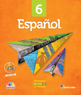 ESPAÑOL 6 PACK (INCLUYE CD) TERCER PERIODO...