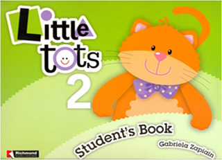 LITTLE TOTS 2 PACK STUDENTS BOOK (INCLUDE CD)