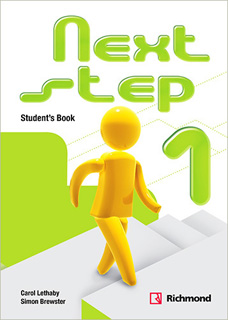 NEXT STEP 1 PACK STUDENTS BOOK (INCLUDE CD)
