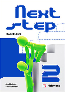 NEXT STEP 2 PACK STUDENTS BOOK (INCLUDE CD)