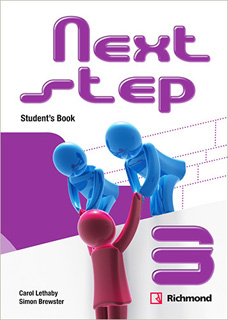 NEXT STEP 3 PACK STUDENTS BOOK (INCLUDE CD)