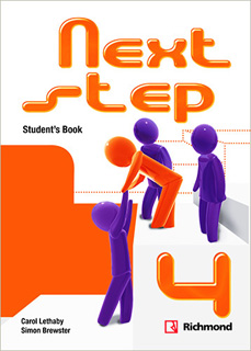 NEXT STEP 4 PACK STUDENTS BOOK (INCLUDE CD)