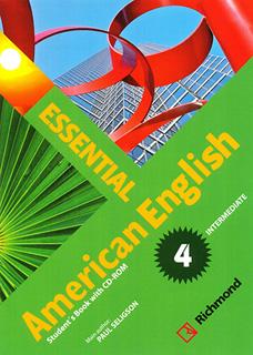 ESSENTIAL AMERICAN ENGLISH 4 PACK INTERMEDIATE...