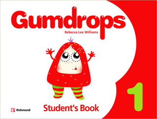 GUMDROPS 1 PACK STUDENTS BOOK (INCLUDE CD Y...