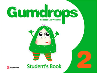 GUMDROPS 2 PACK STUDENTS BOOK (INCLUDE CD Y...