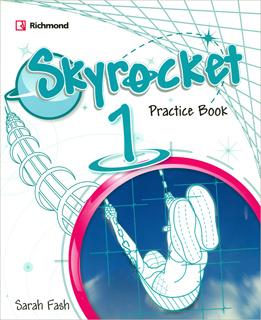 SKYROCKET 1 PRACTICE BOOK (INCLUDE CD)