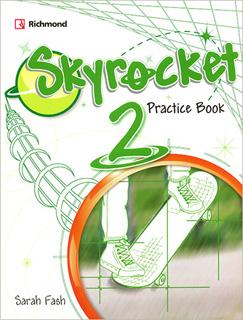 SKYROCKET 2 PRACTICE BOOK (INCLUDE CD)