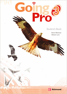 GOING PRO 3 STUDENTS BOOK (INCLUDE CD)