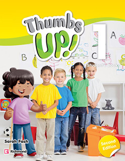 THUMBS UP! 1 STUDENTS BOOK (INCLUDE CD, TEST Y...