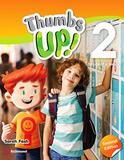 THUMBS UP! 2 STUDENTS BOOK (INCLUDE CD, TEST Y...