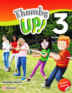 THUMBS UP! 3 STUDENTS BOOK (INCLUDE CD, TEST Y...