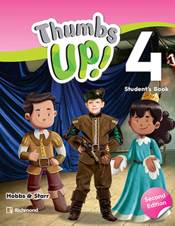 THUMBS UP! 4 STUDENTS BOOK (INCLUDE CD, TEST Y...