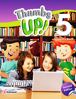 THUMBS UP! 5 STUDENTS BOOK (INCLUDE CD, TEST Y...