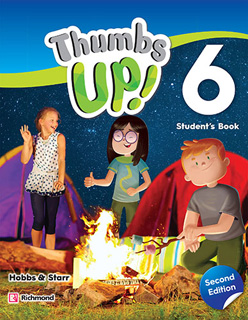 THUMBS UP! 6 STUDENTS BOOK (INCLUDE CD, TEST Y...