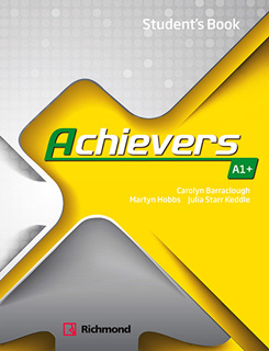ACHIEVERS A1+ PACK STUDENTS BOOK (INCLUDE SPIRAL)