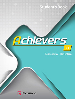 ACHIEVERS C1 PACK STUDENTS BOOK (INCLUDE SPIRAL)