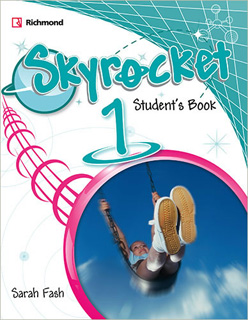 SKYROCKET 1 STUDENTS BOOK (INCLUDE SPIRAL)