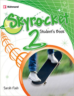 SKYROCKET 2 STUDENTS BOOK (INCLUDE SPIRAL)