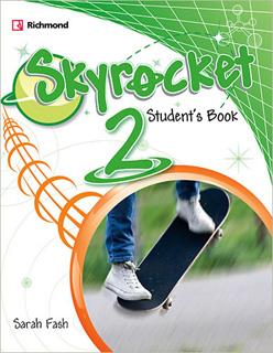SKYROCKET 2 STUDENTS BOOK (INCLUDE SPIRAL)