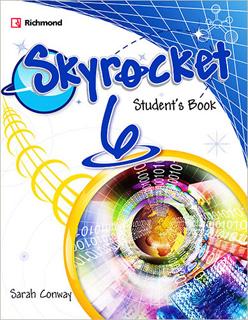 SKYROCKET 6 STUDENTS BOOK (INCLUDE SPIRAL)