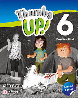 THUMBS UP! 6 PACK PRACTICE BOOK (INCLUDE RESOURCE)