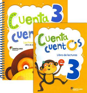 CUENTA CUENTOS LECTOESCRITURA + LECTURAS 3