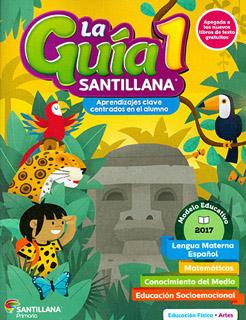 LA GUIA SANTILLANA 1 SECTOR PRIVADO (INCLUYE EN...