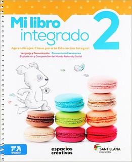 MI LIBRO INTEGRADO 2 PACK PREESCOLAR (ESPACIOS...