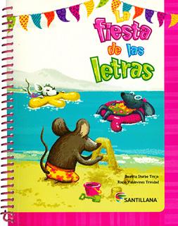 LA FIESTA DE LAS LETRAS 3 PACK 2020-2021 (INCLUYE...