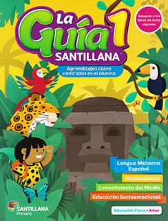 LA GUIA SANTILLANA 1: 2020-2021 (INCLUYE ALAS DE...