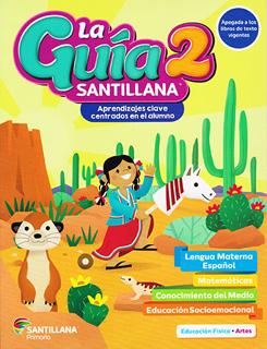 LA GUIA SANTILLANA 2: 2020-2021 (INCLUYE ALAS DE...