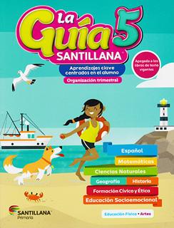 LA GUIA SANTILLANA 5: 2020-2021 (INCLUYE ALAS DE...