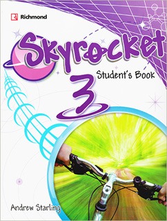 SKYROCKET 3 STUDENTS BOOK (INCLUYE SPIRAL)