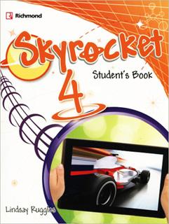 SKYROCKET 4 STUDENTS BOOK (INCLUDE SPIRAL)