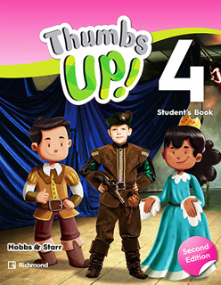 THUMBS UP! 4 PACK STUDENTS BOOK (INCLUYE STUDENTS RECOURCE BOOK, PRACTICE BOOK, TESTS BOOKLET Y CD)