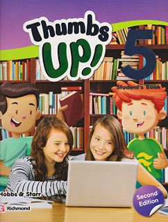 THUMBS UP! 5 PACK STUDENTS BOOK (INCLUYE STUDENTS RESOURCE BOOK, PRACTICE TESTS BOOKLET Y CD)