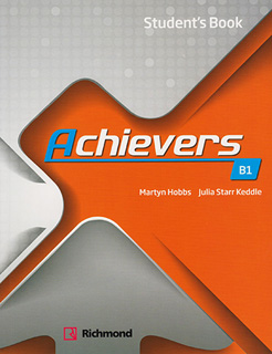 ACHIEVERS B1 PACK STUDENTS BOOK (INCLUDE SPIRAL)