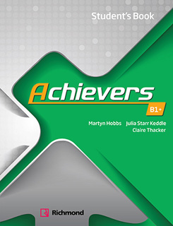 ACHIEVERS B1+ STUDENTS BOOK (INCLUDE CODIGO...