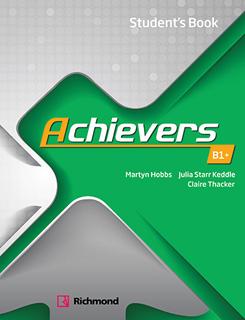 ACHIEVERS B1+ STUDENTS BOOK (INCLUDE CODIGO...