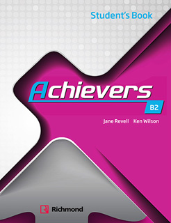 ACHIEVERS B2 PACK STUDENTS BOOK (INCLUYE SPIRAL)
