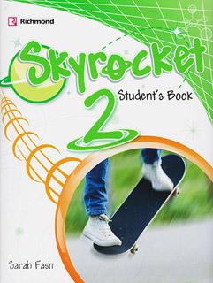 SKYROCKET 2 STUDENT BOOK PACK (INCLUDE PRACTICE...