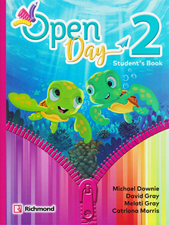 OPEN DAY 2 STUDENTS BOOK (INCLUDE READERS AND...