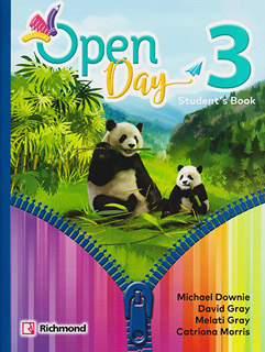 OPENDAY 3 STUDENTS BOOK (INCLUDE READERS AND...