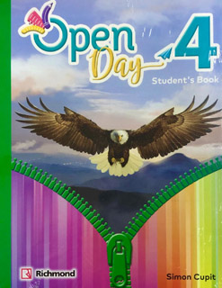 OPEN DAY 4 STUDENTS BOOK (INCLUDE READERS AND...