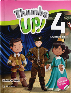 THUMBS UP 4 PACK (INCLUDE STUDENT BOOK, TESTS...