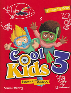 COOL KIDS 3 STUDENTS BOOK PACK (INCLUDE COOL...